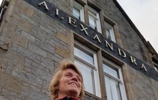 Alexandra Hilbers. Kiezen voor jezelf